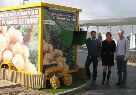 automaat za krompir