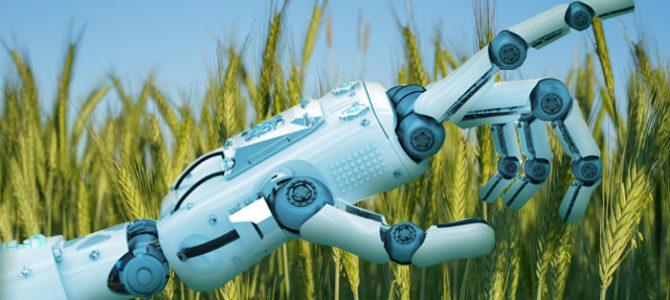 Roboti in droni v kmetijstvu