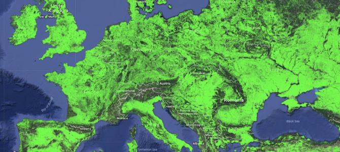Največja Evropska kmetija 57.000 Ha