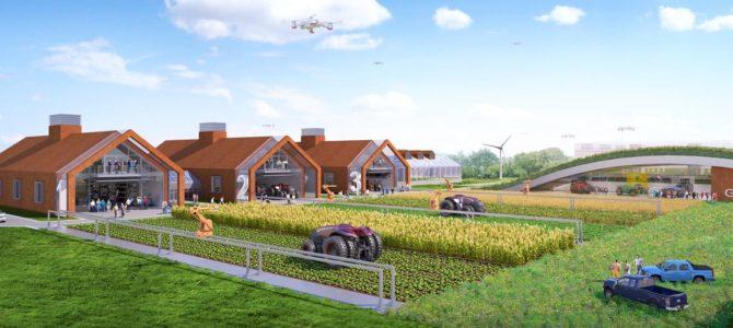 Microsoft v sodobno kmetijstvo vložil 1,5  milijona $