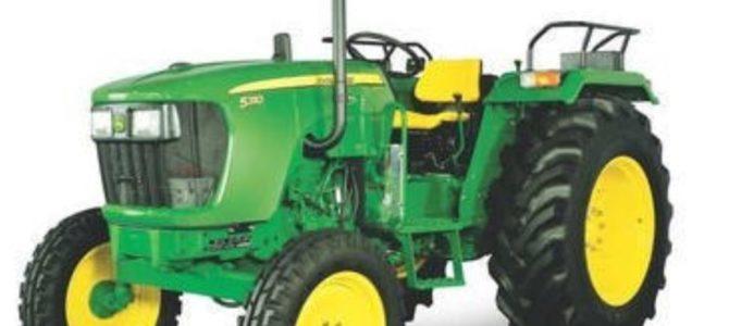Posodobitev traktorjev