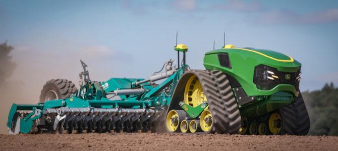 Avtonomna kmetijska mehanizacija – stvarnost ali utopija?