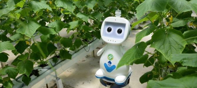 Komercialni kmetijski roboti