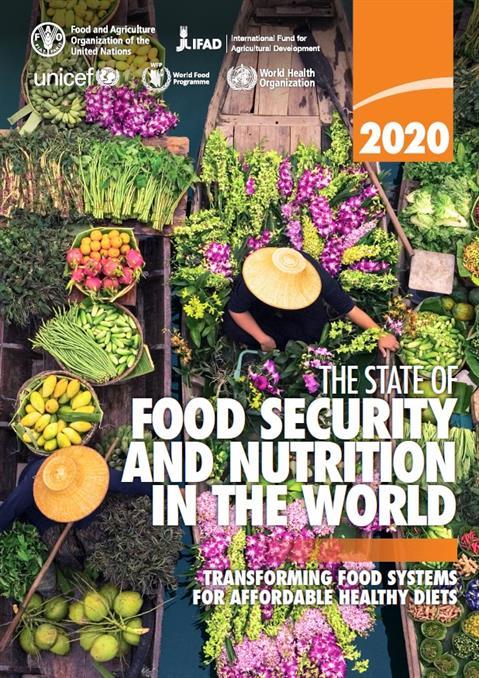 Svetovno stanje varnosti preskrbe s hrano